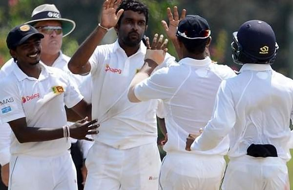 Dilruwan-Perera-C-celebrates-with-teammates-after-he-dismissed-Bangladesh-batsman-Mehedi-Hasan
