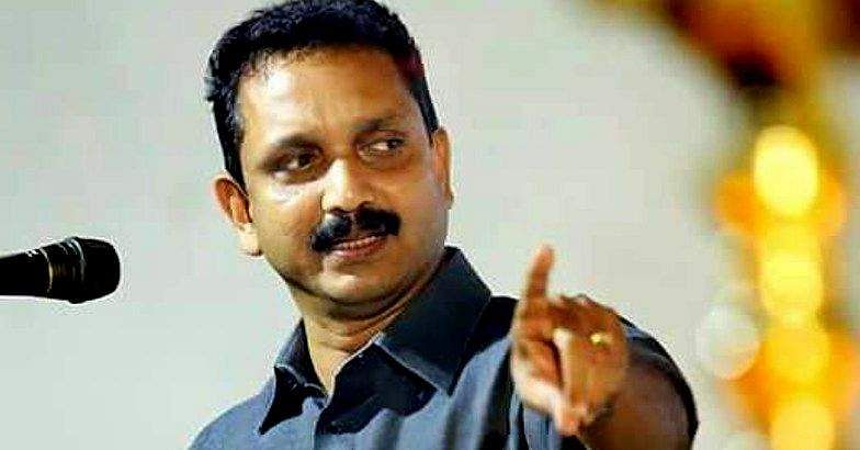 bjp-surendran-death-threat