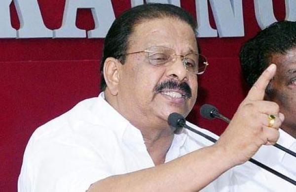 K-Sudhakaran-