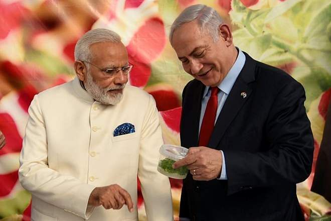 modi-netanyahu-world-media