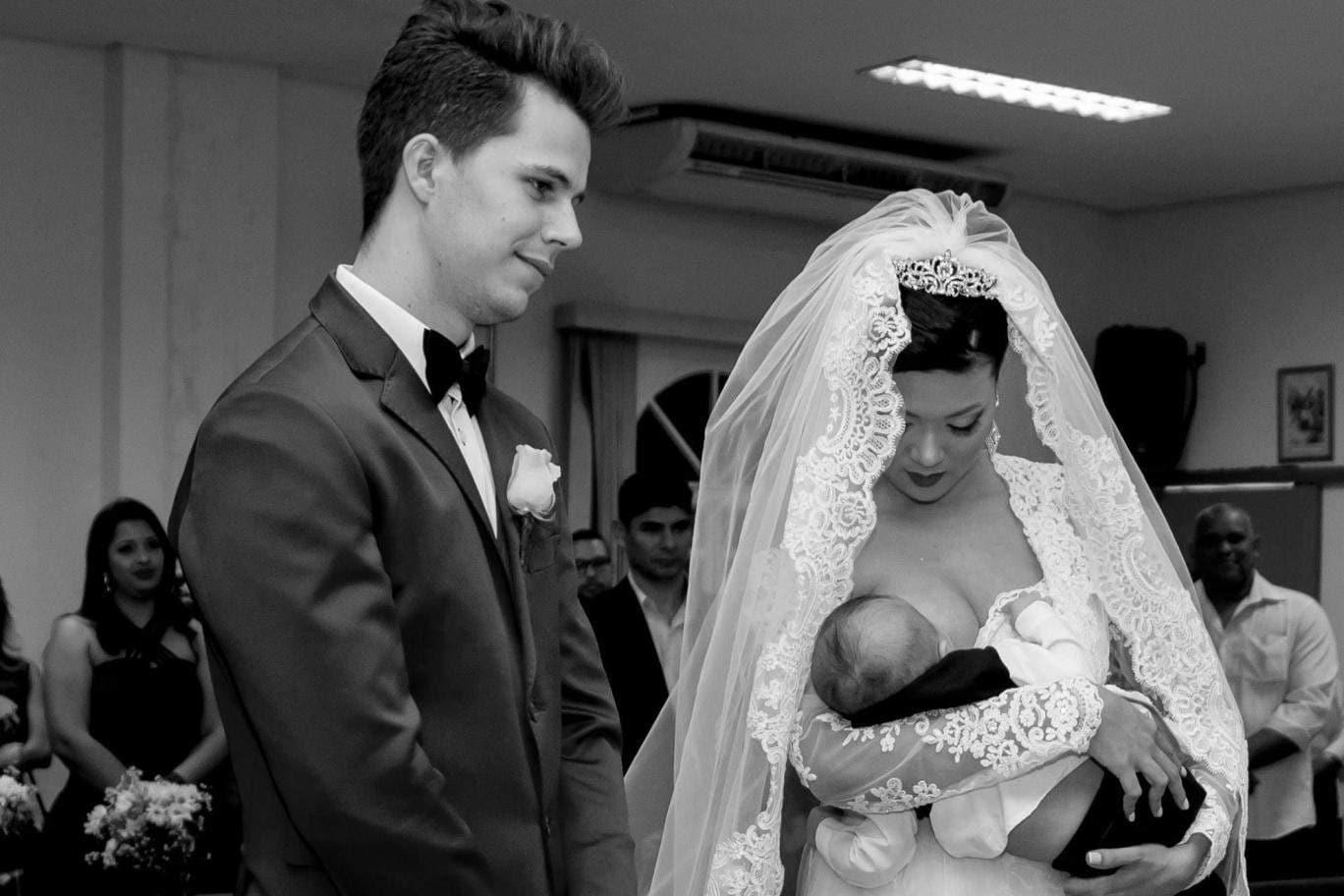 breastfeeding-bride