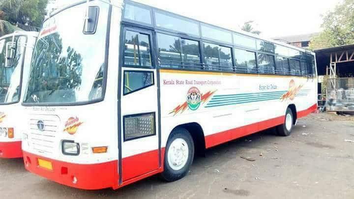 KSRTC-Minnal-Bus-Service