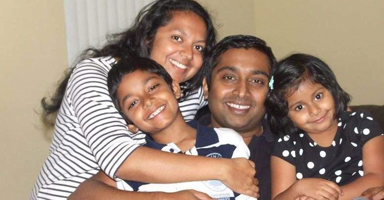 sandeep-thottappilly-family