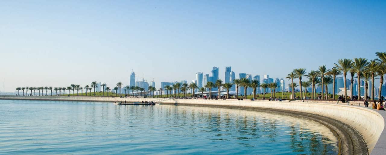 Corniche_Doha_Qatark
