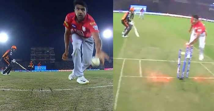 Ravichandran-Ashwin-run-out-Mohammad-Nabi
