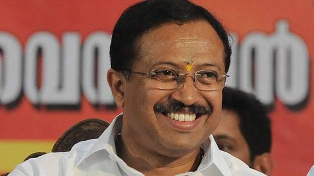 v-muraleedharan