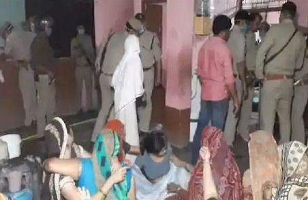 School Girl attempted rape in Uttar Pradesh