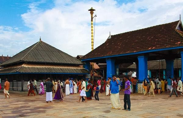 Chottanikkara_Temple
