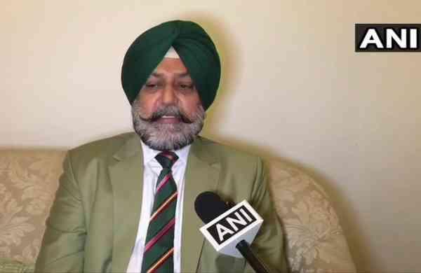 farmers protest; punjab DIG resigns