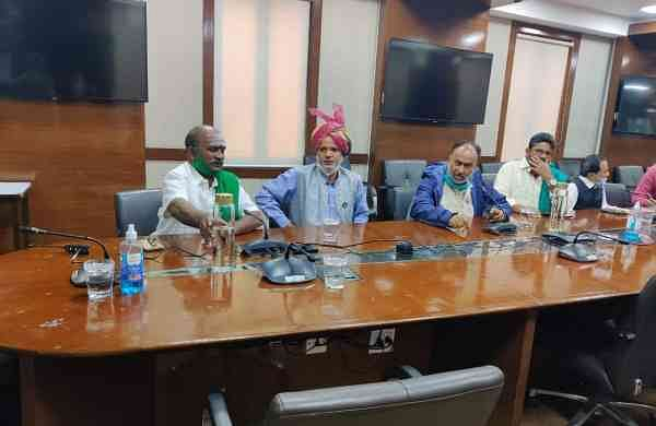 10 organisations from various states meets union minister to support farm laws