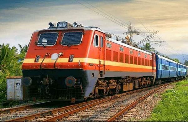 train kerala