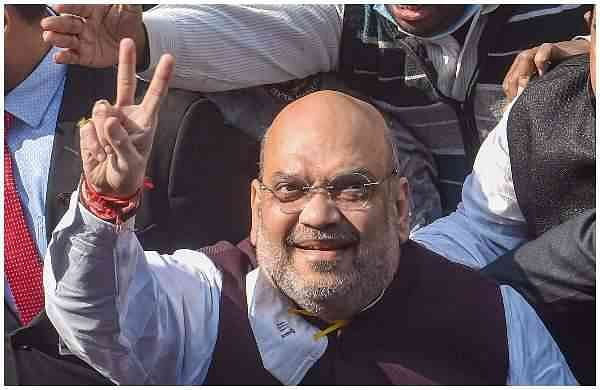 amit shah in bangal; 11 mlas's join bjp