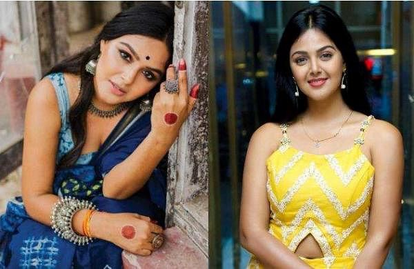 monal gajjar was in love with Malayalam actor