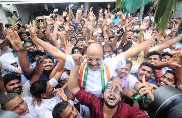 Muslim League National General Secretary PK Kunhalikutty enters state politics.