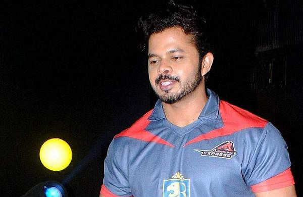 indian pacer s-sreesanth