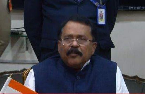 Mizoram Governor PS Sreedharan Pillaix
