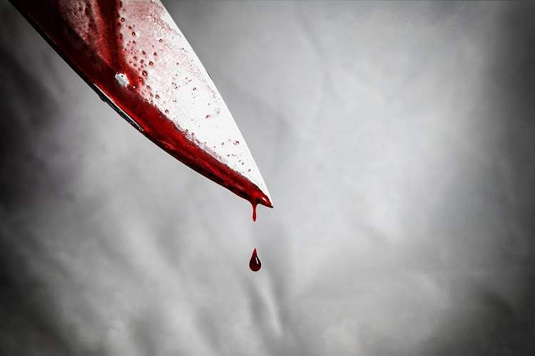 murderStabbed brother to death