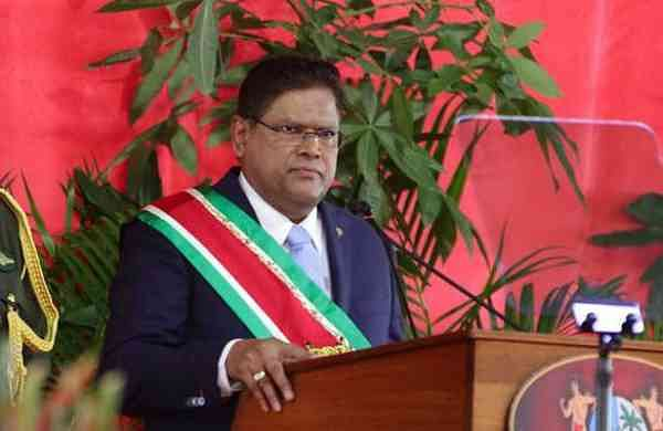 President of Suriname