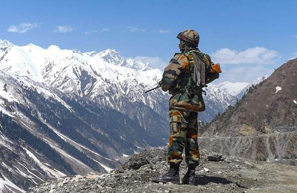 Ladakh- Chinese soldier captured