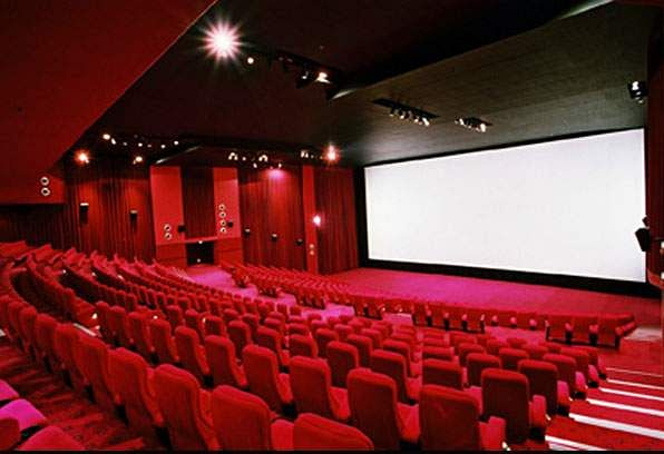 cinema theatre opening