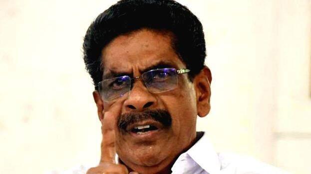Mullappally-Ramachandran solar fraud case