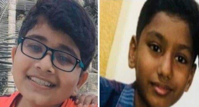 Two children go missing