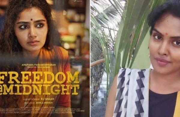 Freedom @ Midnight; Dissent note
