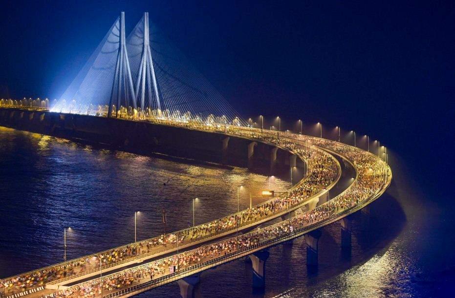 congested city mumbai