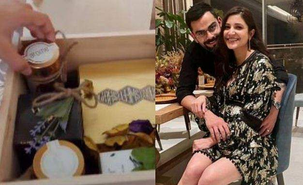 Virat Kohli and Anushka Sharma sent letters to the paparazzi