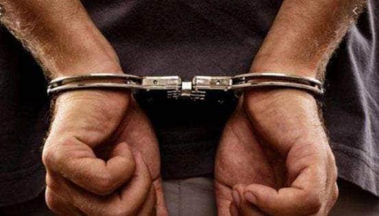 Man Arrested For steals