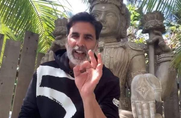 akshay_kumar asked his fans to donate for the construction of the Ram Temple