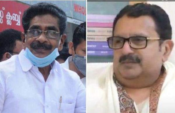 mullappally and muraleedharan