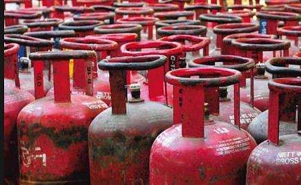 lpg booking in missed call