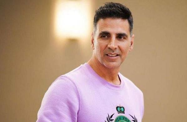 akshay kumar about his first love