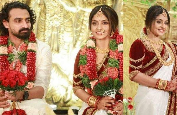 Athmiya Rajan gets married