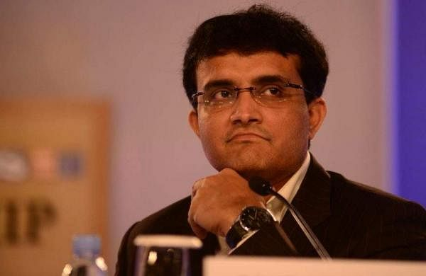 indian foermer captain ganguly