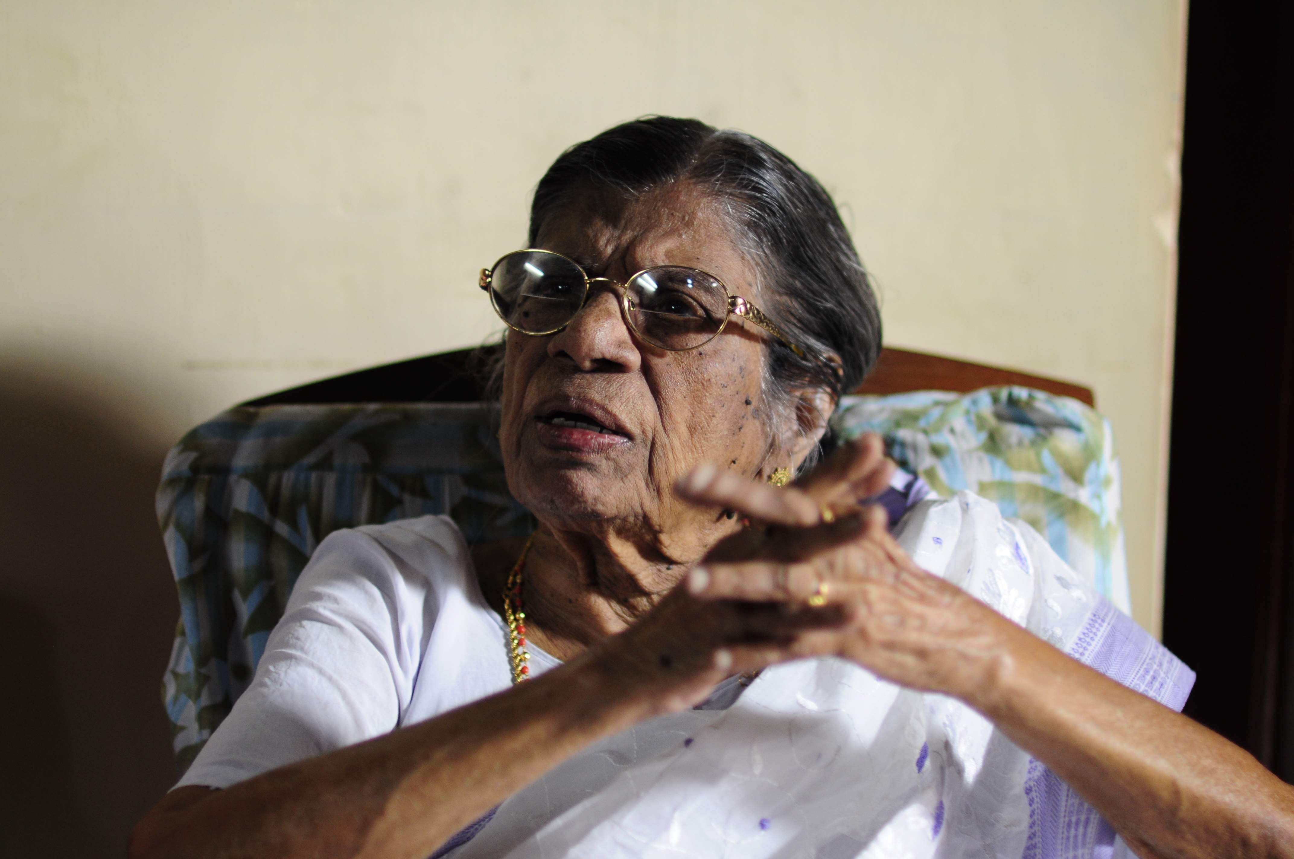 jss replaces KR Gowriamma