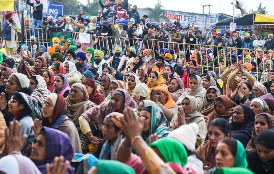 farmers strike