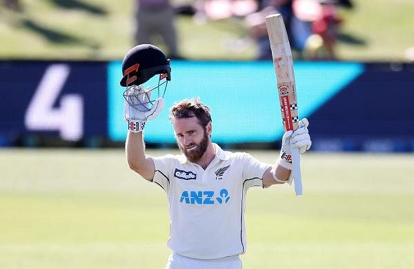 Kane Williamson three consecutive centuries