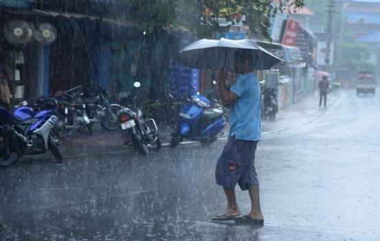 rain in kerala