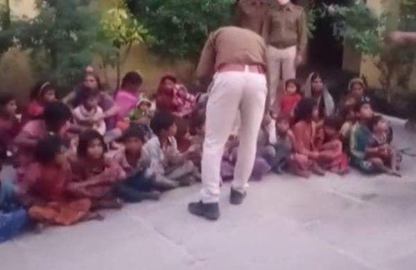 Over 3 dozen women and children kidnapped