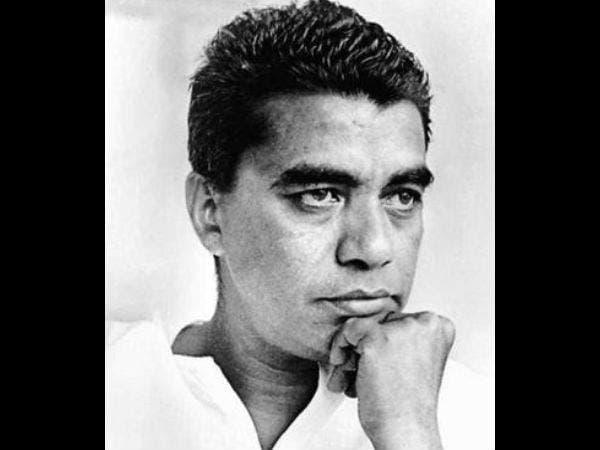 The late actor P.J. Antony