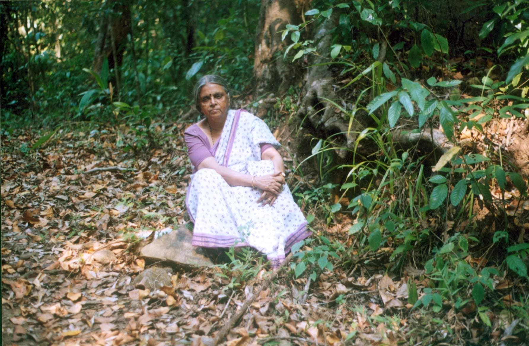 Sugathakumari's Poems