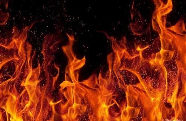 man dies by suicide by setting himself ablaze
