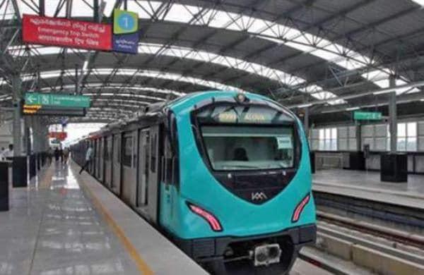 Kochi Metro service extended