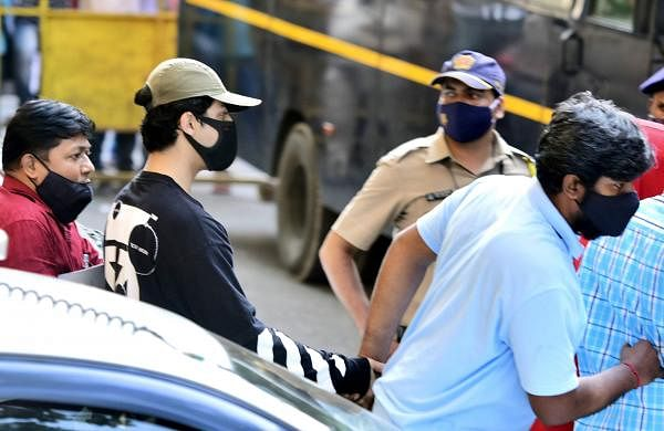 aryan khan in ncb custody