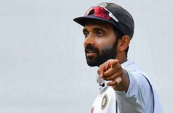 Rahane led the team from the front