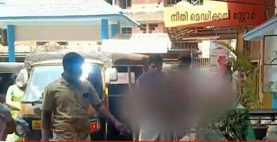 two children locked up in Malappuram