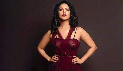 sunny leone submits bail plea
