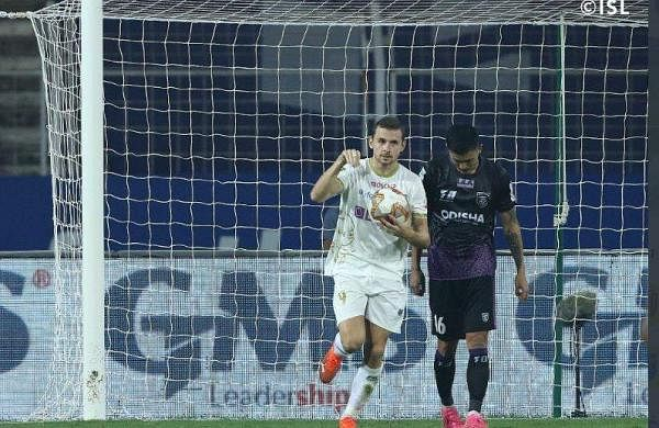 Kerala Blasters were disappointed